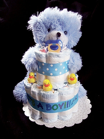 Bashka Stinky Cupcake | Personalized Fun Baby Gifts